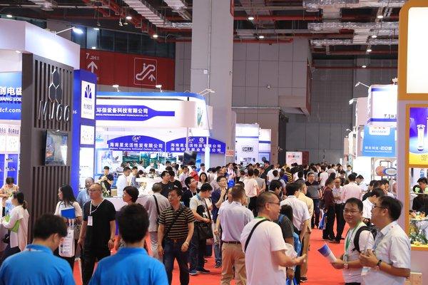 上海国际水竞博电竞官网首页展览会护航生态工业