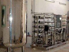 食品行业用水系统