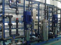 电力、化工行业纯水系统
